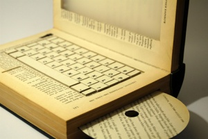 If we have to think about the future of the written word, it might also be informative to know what it was like prior to the written word.